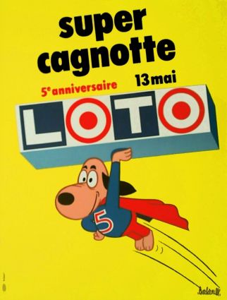 02902 Barberousse Loto Super cagnotte