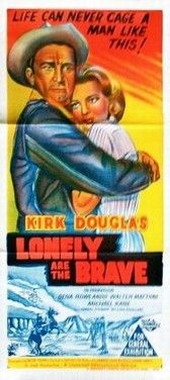 03643 Lonely are the braves AUS 1962