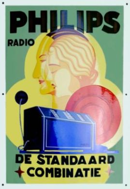 Philips Radio Repro