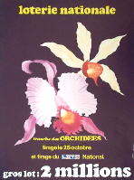 02883 Lesourt Loterie Nationale Orchidees
