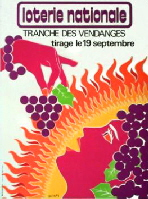 02889 Antigny Loterie Nationale Vendanges